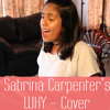 Sabrina Carpenter Why Cover