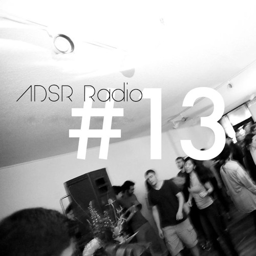 ADSR Radio #13- Records with peachy