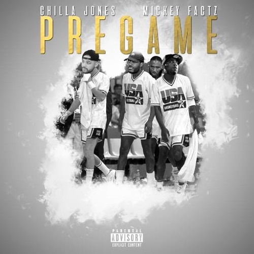 Mickey Factz & Chilla Jones - Pregame (Daylyt & Illmaculate Diss)