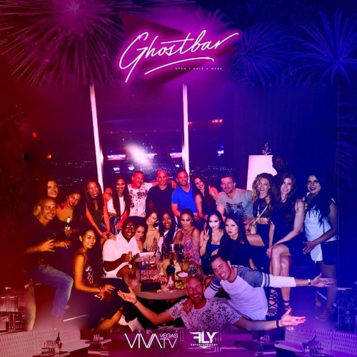 4th of July 2017 Ghostbar at The Palms in Las Vegas