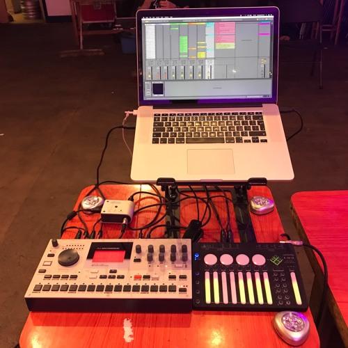 Live improv - Skronktronic London 28-6-2017