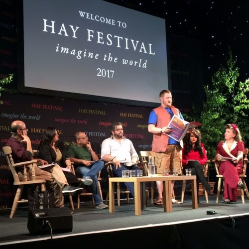 Hay Festival 2017: Poets from India and Wales explore themes of place, landscape and language