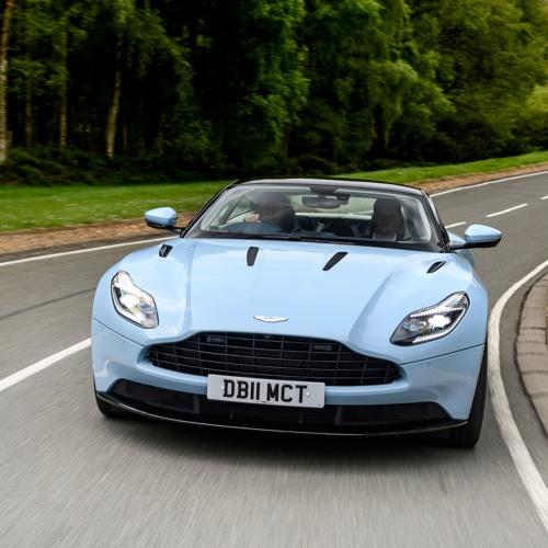 Aston Martin Db11 Startup Revving And Acceleration By Barosha