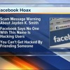 Facebook Hoax Jayden K Smith visits Dallas & Brenda on 93.1 Coast Country