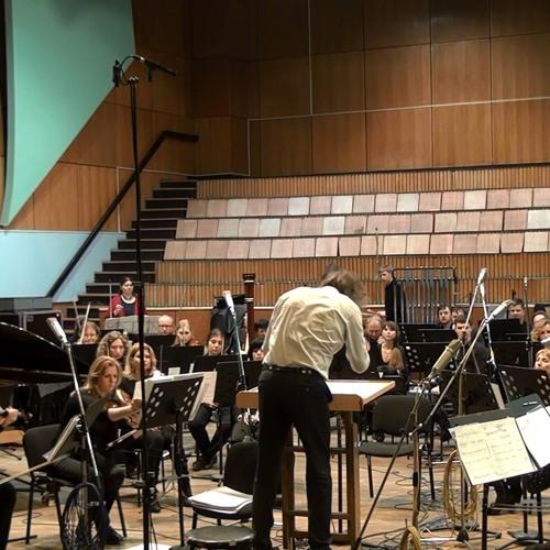 "Denis Pisarevskiy - ""Déjà vu"" for theremin and orchestra"
