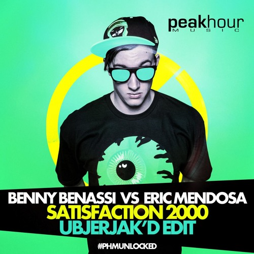 Benny Benassi vs. Eric Mendosa - Satisfaction 2000 (Uberjackd Edit)