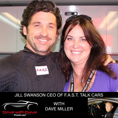 11 Jill Swanson CEO of F.A.S.T. - Drive With Dave Podcast