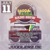 BADDA BADDA DANCEHALL RADIO SHOW JULY 11TH 2017