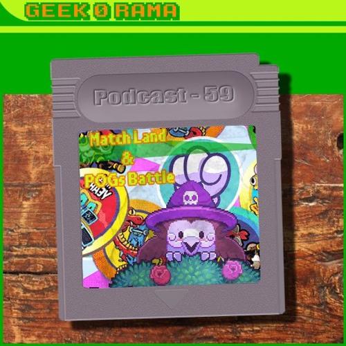 Episode 059 Geek'O'rama - Match Land & Pog's Battle | Aventure Textuelle sur Wikipedia