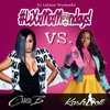 Cardi B vs. Kash Doll Mix (#LiXxMixMondays Live on facebook)