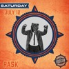RASK: Live from Hudson Music Project [12.07.14]