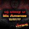 DJ DIZZY D AMENSE MC Verbal Solo Set Episodes 12/07/2017