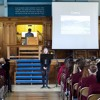 Hen Wlad Fy Nhadau (Land of my Fathers) Welsh National Anthem - Passchendaele Assembly 2017