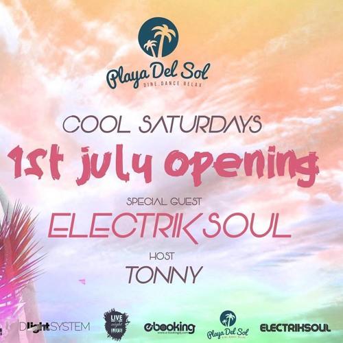 Electriksoul @ Playa Del Sol_Malta 01.07.2017