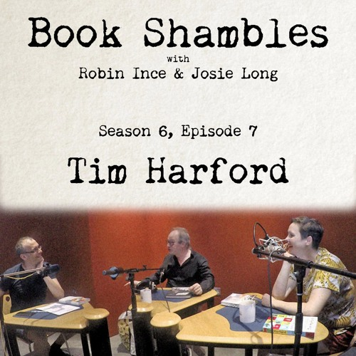 Book Shambles - Season 6, Episode 7 - Tim Harford