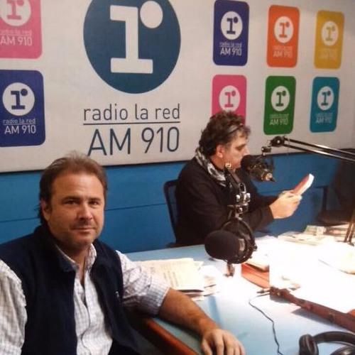 Bibliotecas Futboleras en Radio La Red