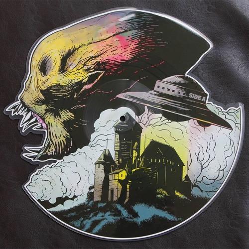 The Exaltics - Das Heise Experiment 2 - The Prequel feat. Rudolf Klorzeiger (limited shape Vinyl)