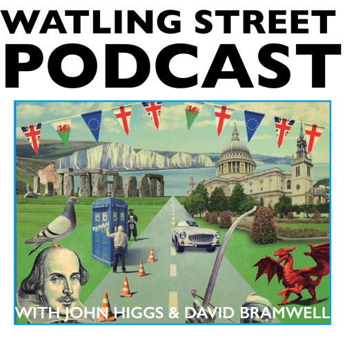 Watling Street Podcast by John Higgs (Podcast Series 1/4)