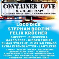 Felix Eul - Container Love Festival 9.7.2017