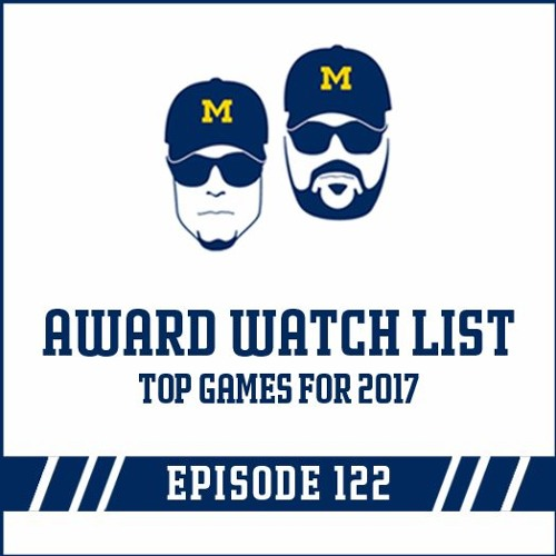 Award Watch List & Top Games for 2017: Episode 122