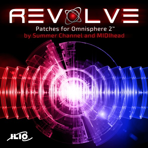 Revolve Demo (For Omnisphere 2 - Raw Patch Sounds)
