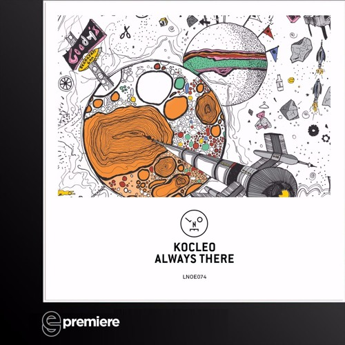 Premiere: Kocleo - Always There (Last Night on Earth)