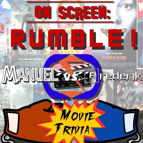 On Screen: Rumble - Movie Trivia Quiz: Manuel vs. Frederik