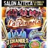 BANDA LA PIRINOLA EN EL AZTECA 30-SEP-2017
