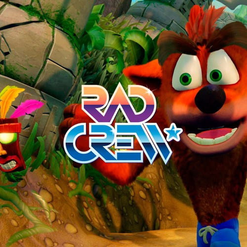 Rad Crew S14E04: Crash og Final Fantasy XII-remaster