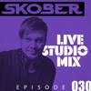 Skober - Live Studio Mix #030 2017-07-10 Artwork