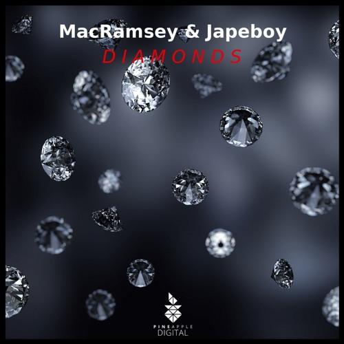 PD161 MacRamsey & Japeboy - Diamonds EP [Pineapple Digital] Available July 24, 2017