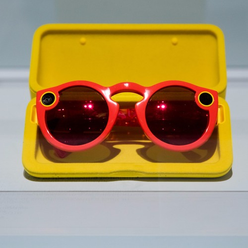 SEE WHAT YOU WANT: Snap Spectacles, Spectacles Team, 2016