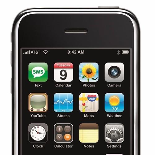 GO WHERE YOU WANT: iPhone, Apple Design Team, 2007