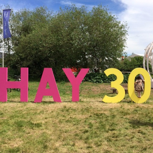 Hay Festival 2017 Podcast: 30 years of the Hay festival