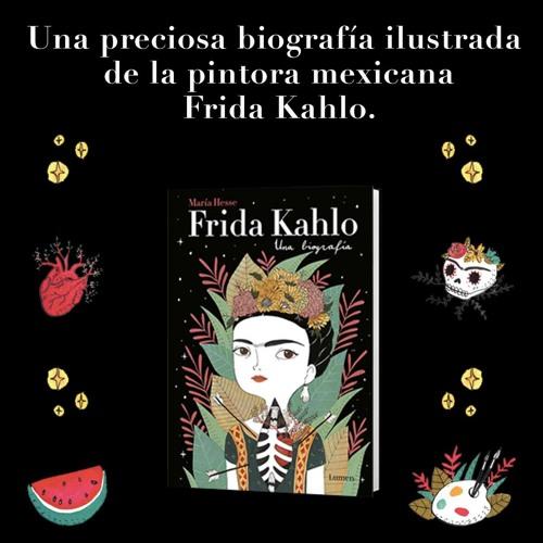 Frida Kahlo, Una autobiografía. [Entrevista con María Hesse]