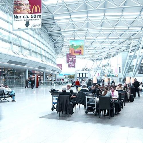 Презентация Везельс – Лето (Düsseldorf Flughafen - F. Schmidtke) 2016