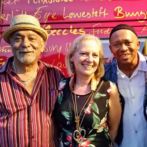 Claude Deppa / Clare Hirst Band at Ipswich Jazz festival 2017