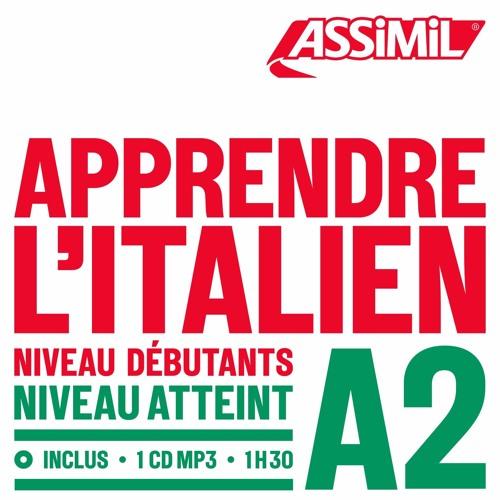 Apprendre l'italien - collection Objectif Langues