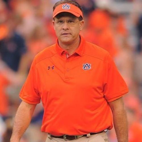 Auburn football coach Gus Malzahn joins the Johnny