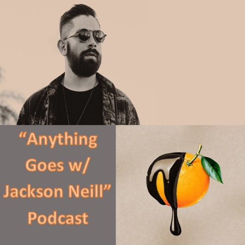 """Interview with Kan Wakan: """"Anything Goes w/ Jackson Neill"""" Podcast EP. 16 (7-13-17)"""