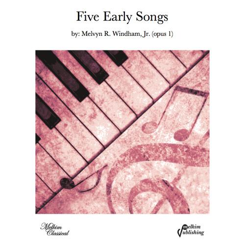 Five Early Songs (op. 1)