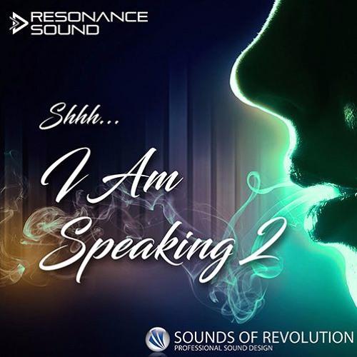 SOR - Shhh - I am Speaking 2 | EDM Vocals
