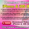 Download Vidmate For IPhone & IOS Devices