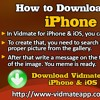 How To Download Vidmate For IPhone & IOS