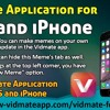 Vidmate Application For IOS And IPhone