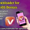 Vidmate downloader for iPhone & iOS Devices