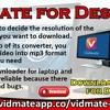 Vidmate for Desktop
