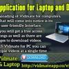 Vidmate Application for Laptop and Desktop PC