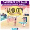 [Glow Evening] Patricia van de shuttlebus in Eindhoven gaat naar Sand City