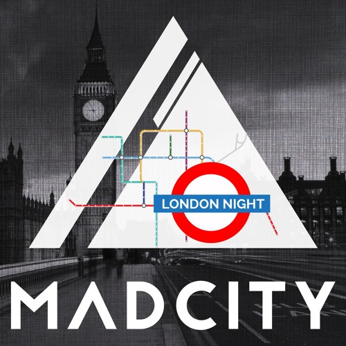 MadCity London Night by David Salow